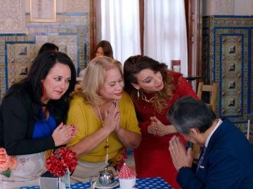 La versión andaluza de la ceremonia del té