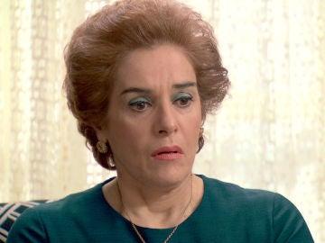 Benigna, presionada, a punto de confesar que mató a Máximo Pedrosa