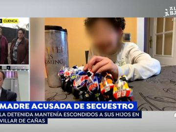 Secuestro parental en Cuenca