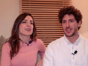 Antonio y Elisa, una pareja sevillana compenetrada en 'Masters de la reforma'