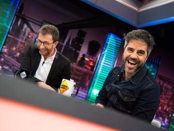 """La gran revelación de Ernesto Sevilla en 'El Hormiguero 3.0' sobre su desnudo: """"Hay un plano en el que se me ve la chucha"""""""