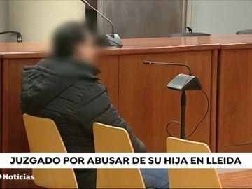 Condenan a un vecino de Lérida por abusar de su hija durante seis años