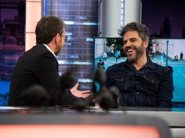 """Ernesto Sevilla reta a una juerga a El Cigala: """"Yo me despejo la agenda"""""""