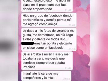 Un profesor de la Universidad de Granada, investigado por siete supuestos casos de acoso sexual a estudiantes