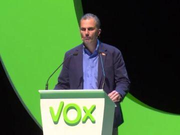 El fiscal investiga al secretario general de Vox por un delito de odio