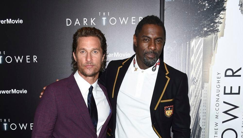 Matthew McConaughey e Idris Elba