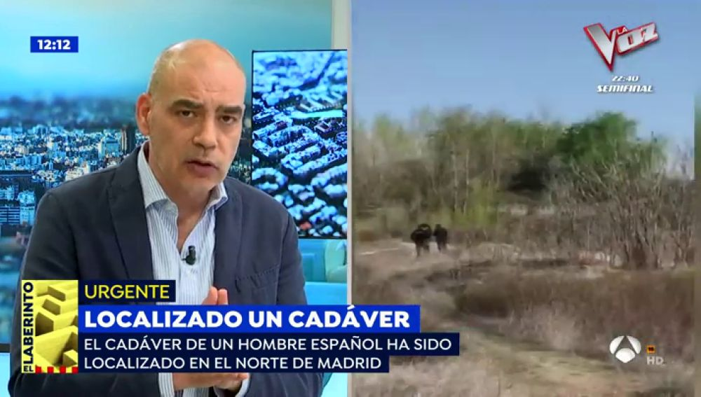 Localizan un cadáver en Alcobendas