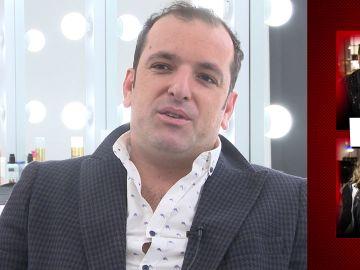 Antonio Orozco y Alejandro Sanz, insuperables en la elección de Javi Moya