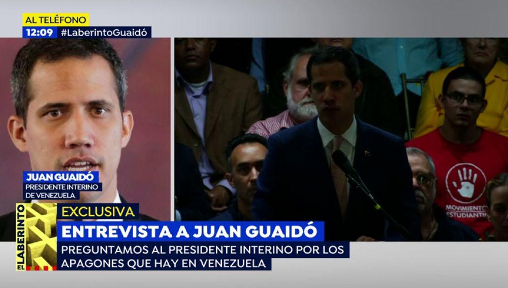"""Juan Guaidó: """"Estamos en una situación delicada que debemos atender rápidamente"""""""