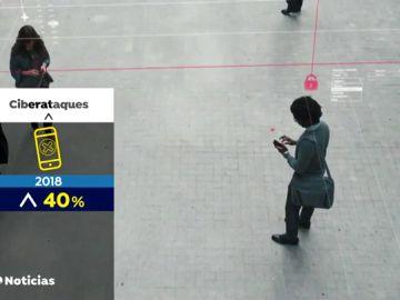 Los expertos advierten de la facilidad de hackear nuestros móviles