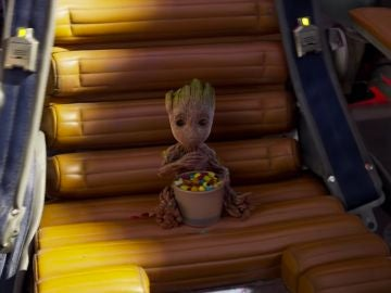 Groot en 'Guardianes de la Galaxia Vol. 2'