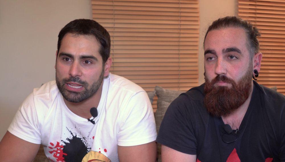 Vídeo: Virtudes y defectos de Eric y Borja en 'Masters de la reforma'