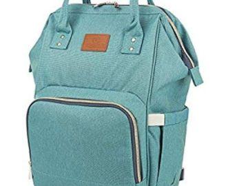 Imagen de la mochila desaparecida