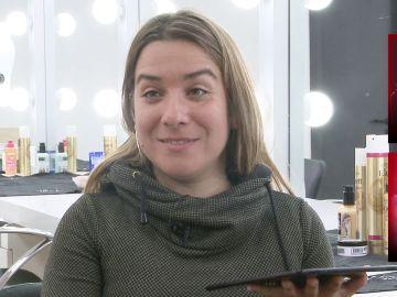 Test a Viki Lafuente en 'La Voz'