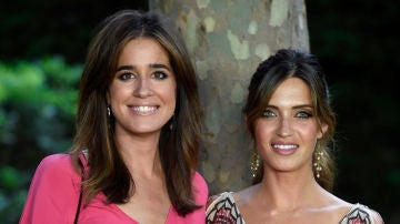 Isabel Jiménez y Sara Carbonero
