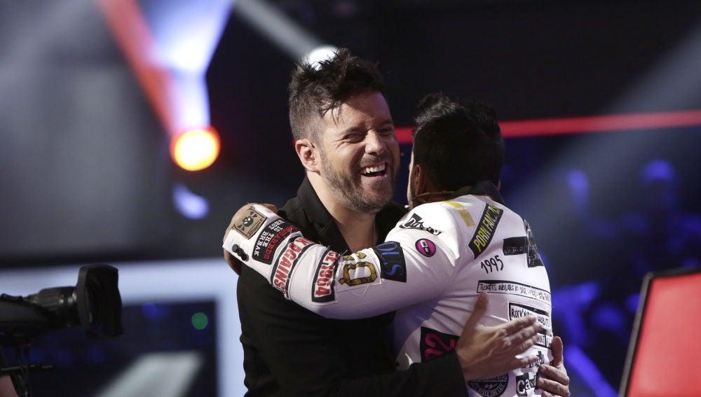 VÍDEO: Pablo López supera el #PabloChallenge con mucho ritmo en la Semifinal de 'La Voz'