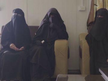 Testimonio de tres mujeres españolas retenidas por el Estado Islámico
