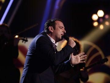 VÍDEO: Javi Moya canta 'Dónde está el amor' en la Semifinal de 'La Voz'