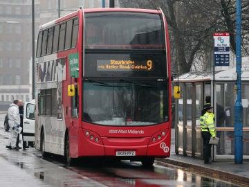 Un autobús de Birmingham