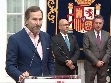"""Obama quedó """"maravillado"""" con el Alcázar de Sevilla"""