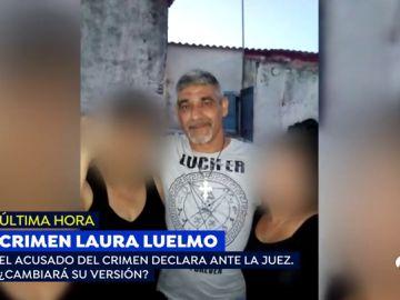 """La carta de Bernardo Montoya en la que cuenta cómo su exnovia mató a Laura Luelmo: """"La culpable está fuera y se llama Josefa"""""""