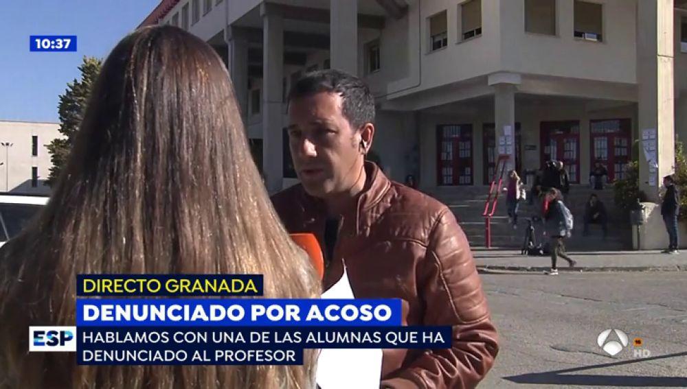 Acoso en la Universidad de Granada
