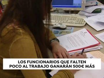 Los funcionarios de Algeciras cobrarán un plus de 500 euros por no faltar al trabajo