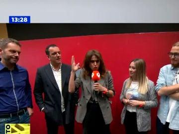 Los finalistas de 'La Voz' en Espejo Público