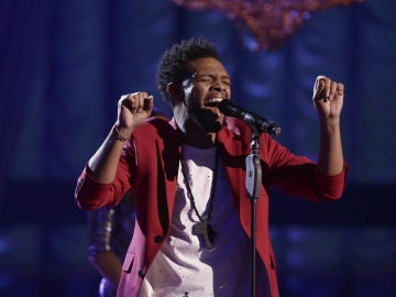 VÍDEO: Marcelino Damion canta 'Earned it' en la Semifinal de 'La Voz'
