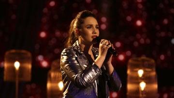 VÍDEO: Auba Murillo canta 'Love of my live' en la Semifinal de 'La Voz'