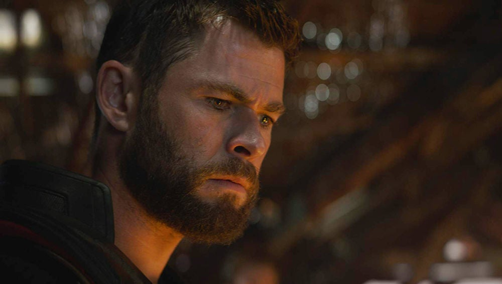 Chris Hemsworth en 'Vengadores: Endgame'