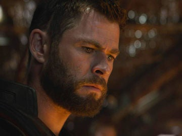 Chris Hemsworth en 'Vengadores: Endgame'