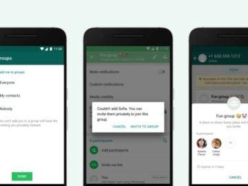 La nueva función de Whatsapp