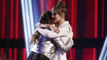 """VÍDEO: La tremenda emoción de Auba Murillo tras su actuación en la Semifinal de 'La Voz': """"Quería dedicar esta canción a mi padre que nos dejó el pasado miércoles"""""""