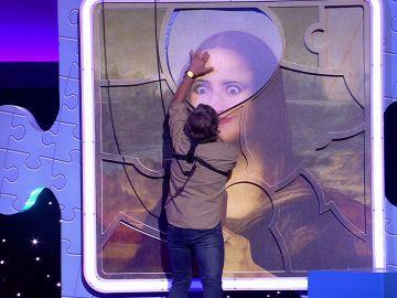 Jesús encaja las piezas a la velocidad de un rayo en 'Menuda pieza'