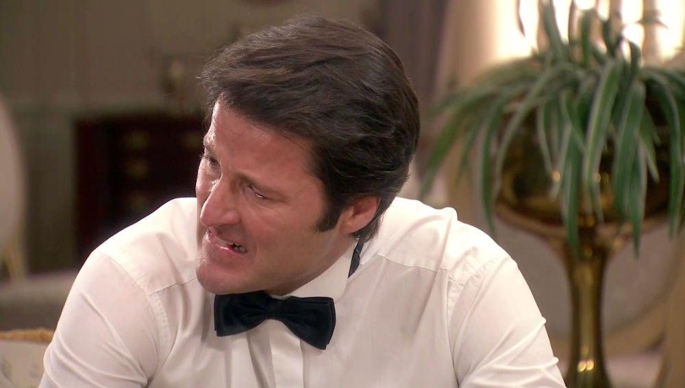 """Gabriel, cargado de ira: """"Carlos me lo va a pagar"""""""