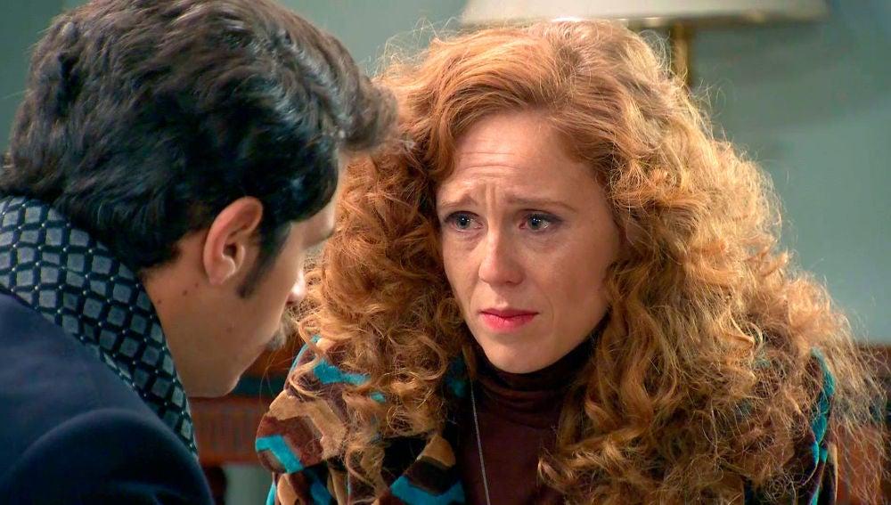 """Ana: """"Estoy dispuesta a vivir sin miedo y a plantarle cara a Gabriel"""""""