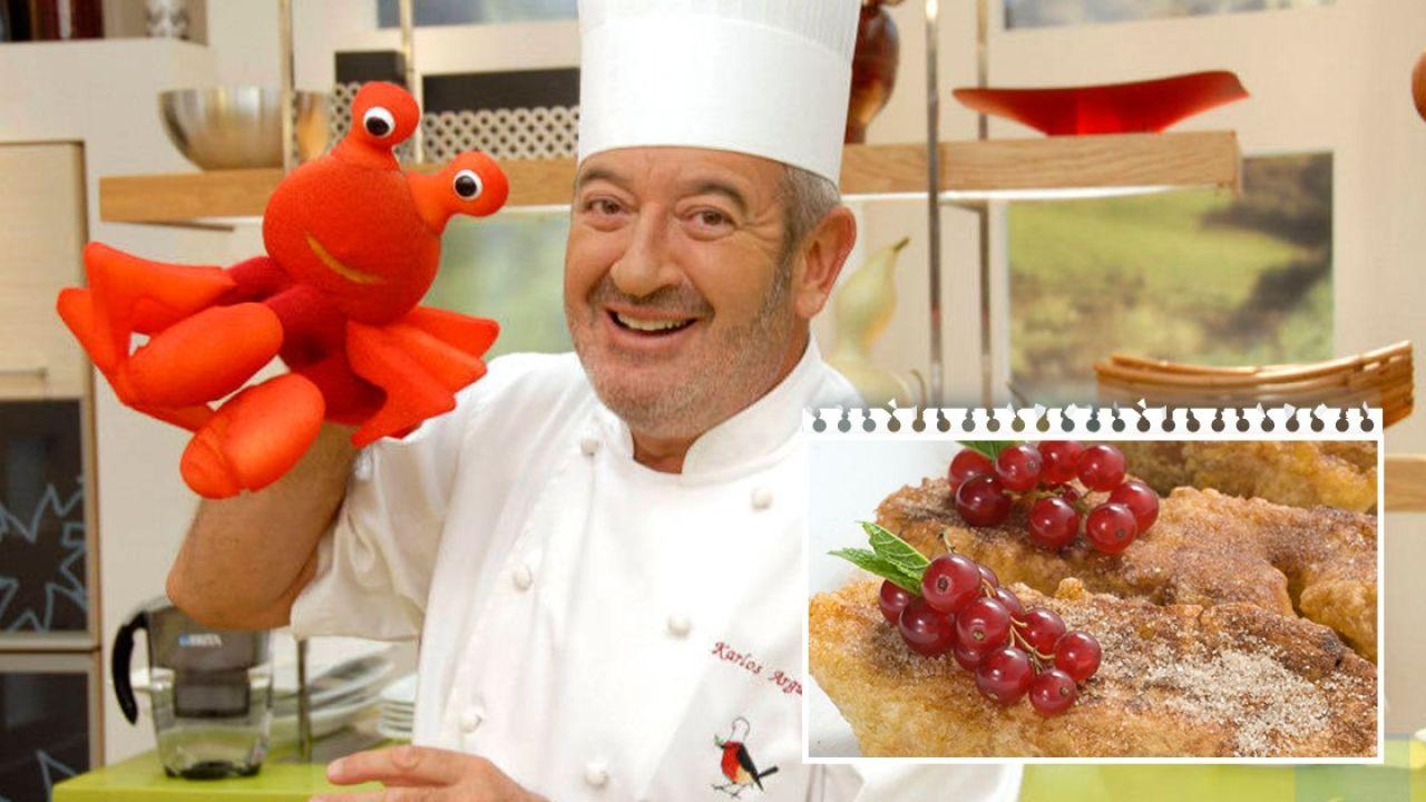 'Karlos Arguiñano En Tu Cocina' Prepara Un Menú Especial
