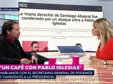 Pablo Iglesias, sobre la agresión de Monasterio