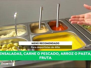 NUTRICIONISTAS DEPORTIVAS