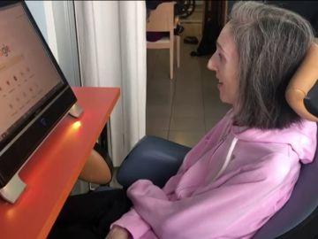 El caso de Larraizt Chamorro, tiene ELA y pide que la ayuden a morir