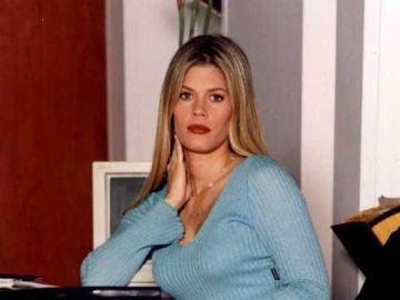 Lorna Cepeda, 'La peliteñida' en 'Yo soy Betty, la fea'