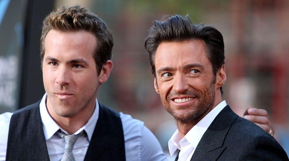 Ryan Reynolds y Hugh Jackman