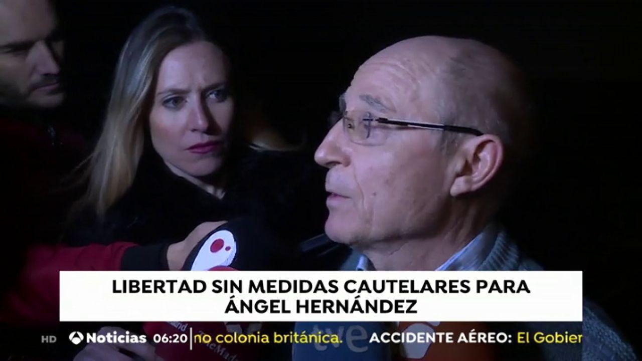 Ángel Hernández, El Hombre Que Ayudó A Morir A Su Mujer