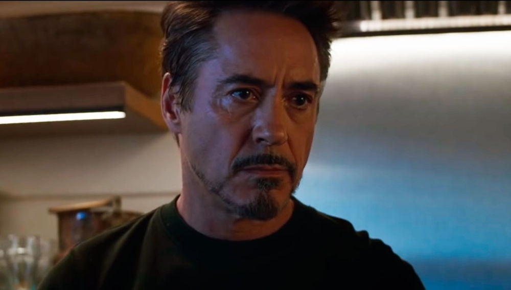 Robert Downey Jr. en 'Vengadores: Endgame'
