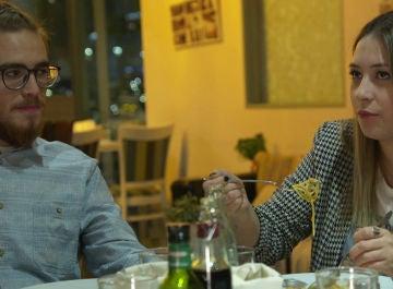 Los finalistas de 'La Voz' juegan a deducir los gustos culinarios de Paulina Rubio, Pablo López, Antonio Orozco y Luis Fonsi
