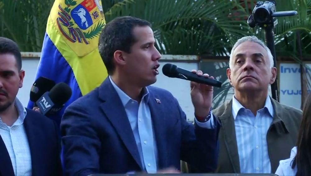 La oposición venezolana protesta contra Maduro en 358 puntos de Venezuela