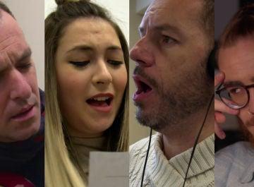 Los finalistas de 'La Voz', orgullosos y emocionados, se preparan para la gran final