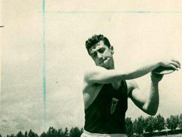 José Luis Torres, considerado el 'padre' del atletismo español