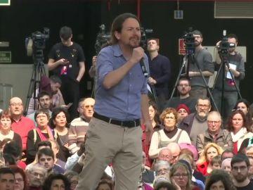"""Iglesias: """"No queremos vivir en un país con presos políticos"""""""
